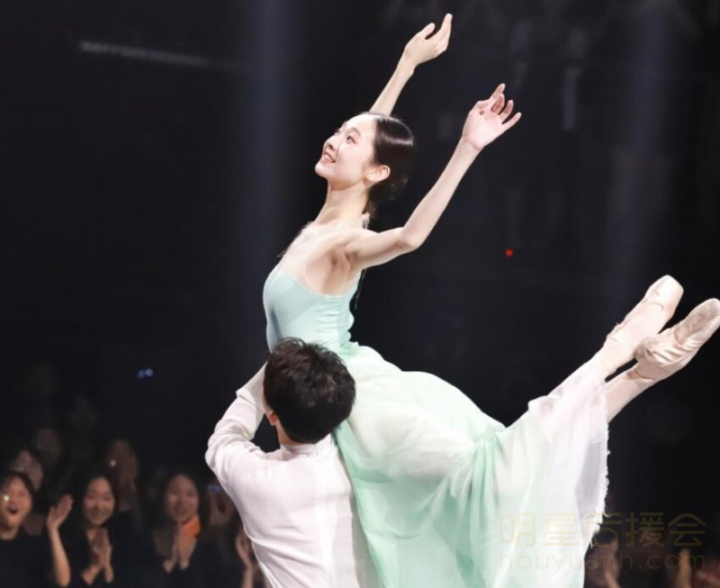 张艺凡《舞蹈风暴》节目照 张艺凡个人资料简介